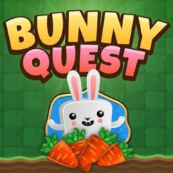 Can you help this little boxy bunny eat the carrots and reach the exit? Slide path tiles to form a correct path and help the little bunny reach his goal and glory in this fantastic puzzle game. Use your brain to solve a puzzle and challenge yourself to solve the puzzles in a fast time. The game offers a quick […]