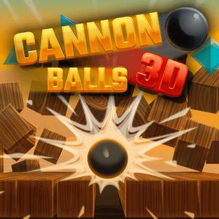 Play Cannon Balls 3D free game