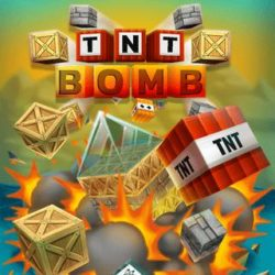 Be the master of destruction in this awesome arcade title called 'TNT Bomb'! Adapt your strategy level by level and use mighty power-ups to bomb your way through!