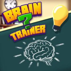 Take a look into our Brain Trainer! Improve your cognitive skills and test your own intelligence!