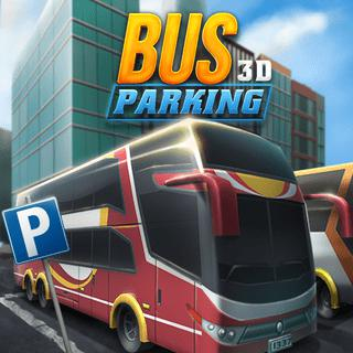 Play Bus Parking 3D free game