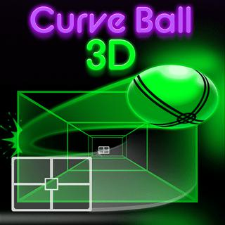 Play Curve Ball 3D free game