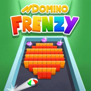 Play Domino Frenzy free game