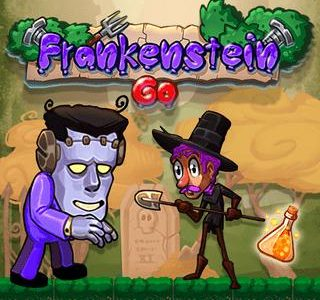 Frankenstein needs your help to save his girlfriend from the powers of evil!