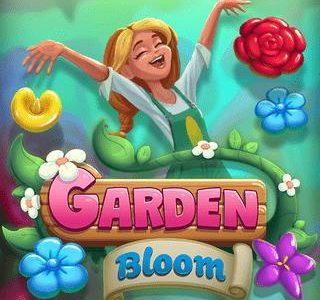 Join the adventures of Lucy and try to solve all 2000 Match-3 levels in 'Garden Bloom'! How far will you get?