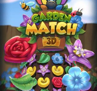 Dive into the beautiful garden setting of Garden Match 3D and score the best highscore possible!