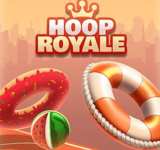 Try to maneuver the ring through the ball! Become the ultimate dunk master and compete with people from all over the world!