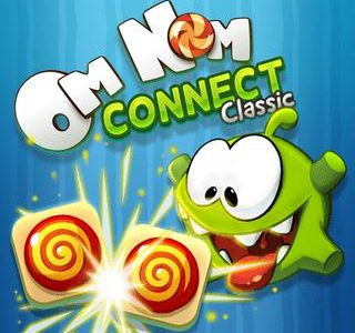 Om Nom and his friends need your help in his new colorful Onet Connect adventure!