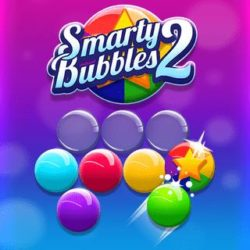 Another part of the popular and most successful bubble shooter, Smarty Bubbles 2. Combine at least 3 bubbles of the same color and try to get rid of them all!
