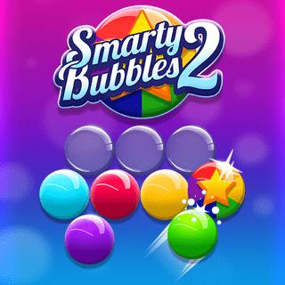 Play Smarty Bubbles 2 free game
