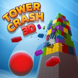 Play Tower Crash 3D free game