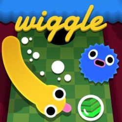 Play as a little worm who is fleeing from the flood, collect coins and helpful power ups and try to wiggle as far as you can to earn a high score!