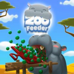 Try to collect as much food as possible, to feed the cute but hungry animals in this awesome Zoo game!