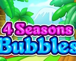 A fun bubble shooter game. Free all fruits from the evil bubbles using your own shooting cannon. A match 3 and more type of game. shoot the bubble with the same color as indicated in the middle of your cannon at the bubbles hanging from the top. by destroying the bubbles around the fruit you can free the fruit and […]