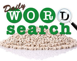 Daily word search is a fun puzzle game in which you are presented with list of words and you must find all the words in a jumble of letters grid. There is a timer and you must solve all the words before the timer runs out. Perfect game to train your attention and be fast in noticing small details and […]
