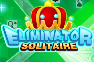 Eliminator Solitaire Timer Game